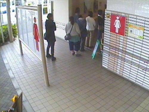 「女子トイレ」の画像検索結果