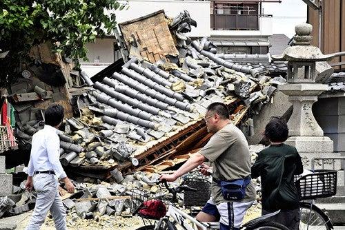 地震 ラブちゃん占い