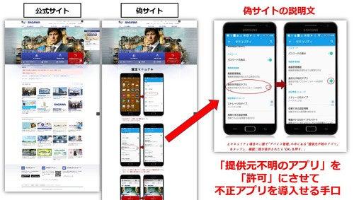 「佐川急便」をかたる偽SMSが横行 不正アプリを導入しないで ...