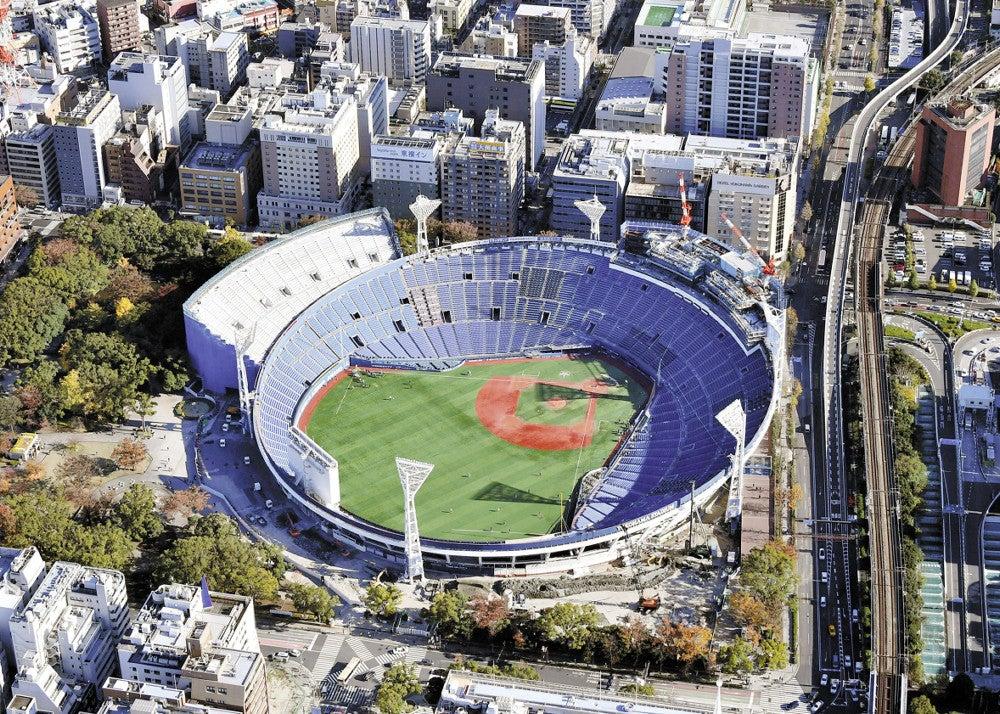 スタジアム 横浜