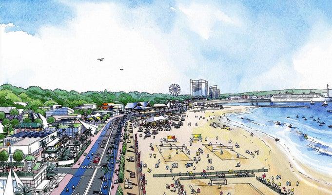 海のリゾート構想推進 県、ひたちなか市、大洗町 滞在型観光 ...