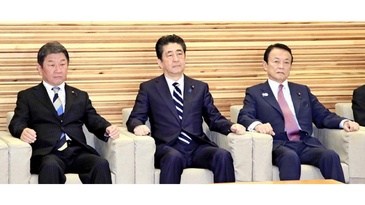 皇位継承の内閣告示を決定…臨時閣議で政府 : ニュース : 令和・新時代 ...