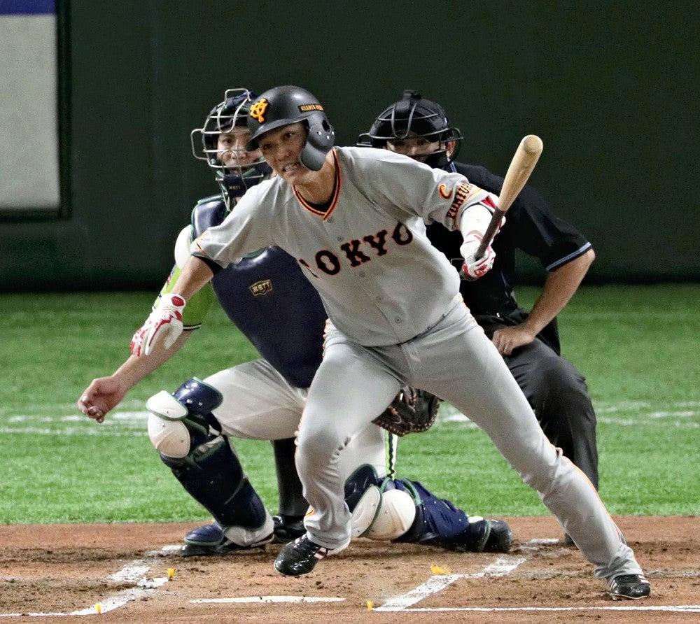 G坂本勇、開幕36試合連続で出塁…セ新記録 : プロ野球 : スポーツ ...