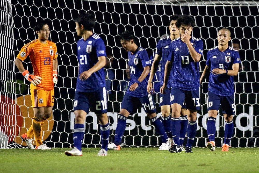 日本 代表 オリンピック サッカー
