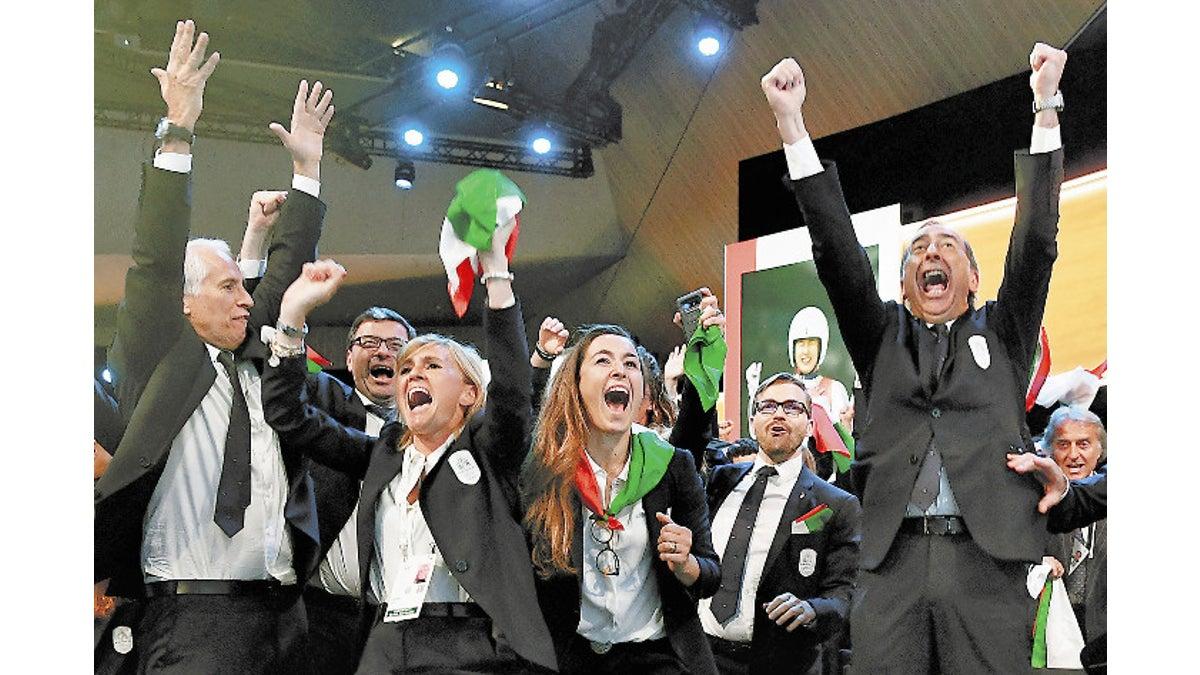 ニュース          勝敗分けた住民支持…ミラノ、財政支援でもリード
