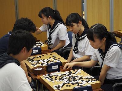 ネット 囲碁 学園