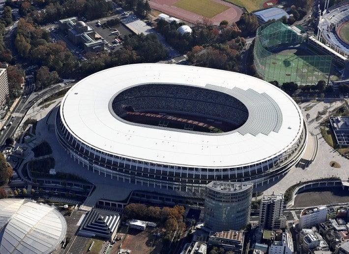 新国立競技場はサッカーの「真の聖地」に ...