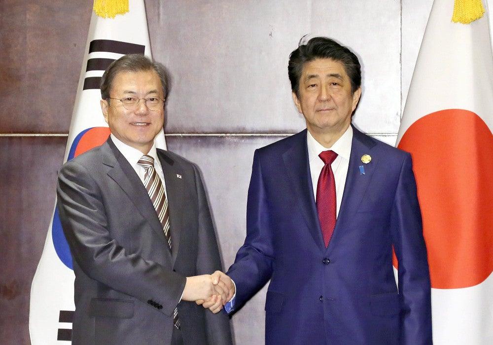 元徴用工」問題の早期解決、日韓首脳が一致…1年3か月ぶりに会談 ...