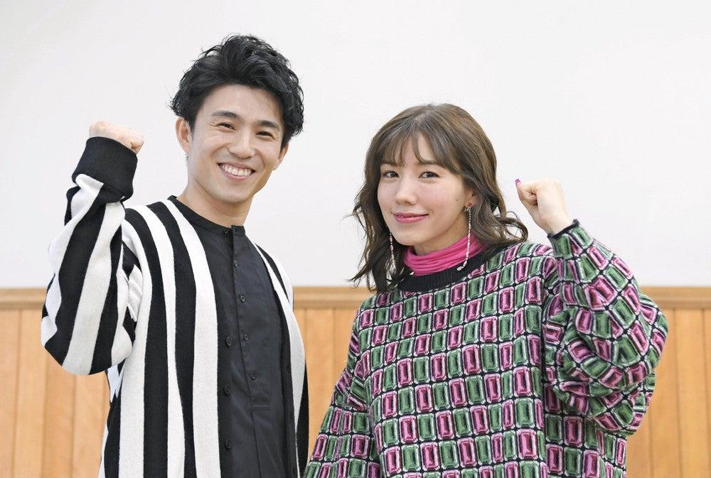 中尾・仲夫妻が読売新聞パラリンピック・スペシャルサポーターに就任 ...