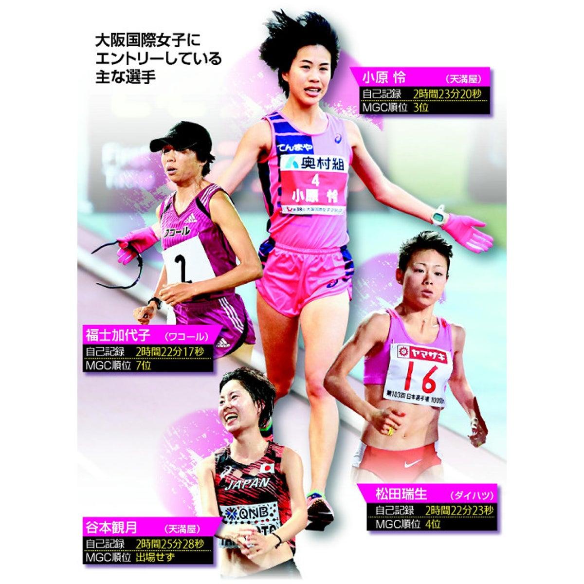 大阪 マラソン 大会