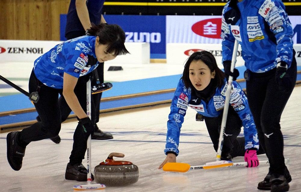 女子 日本 選手権 カーリング