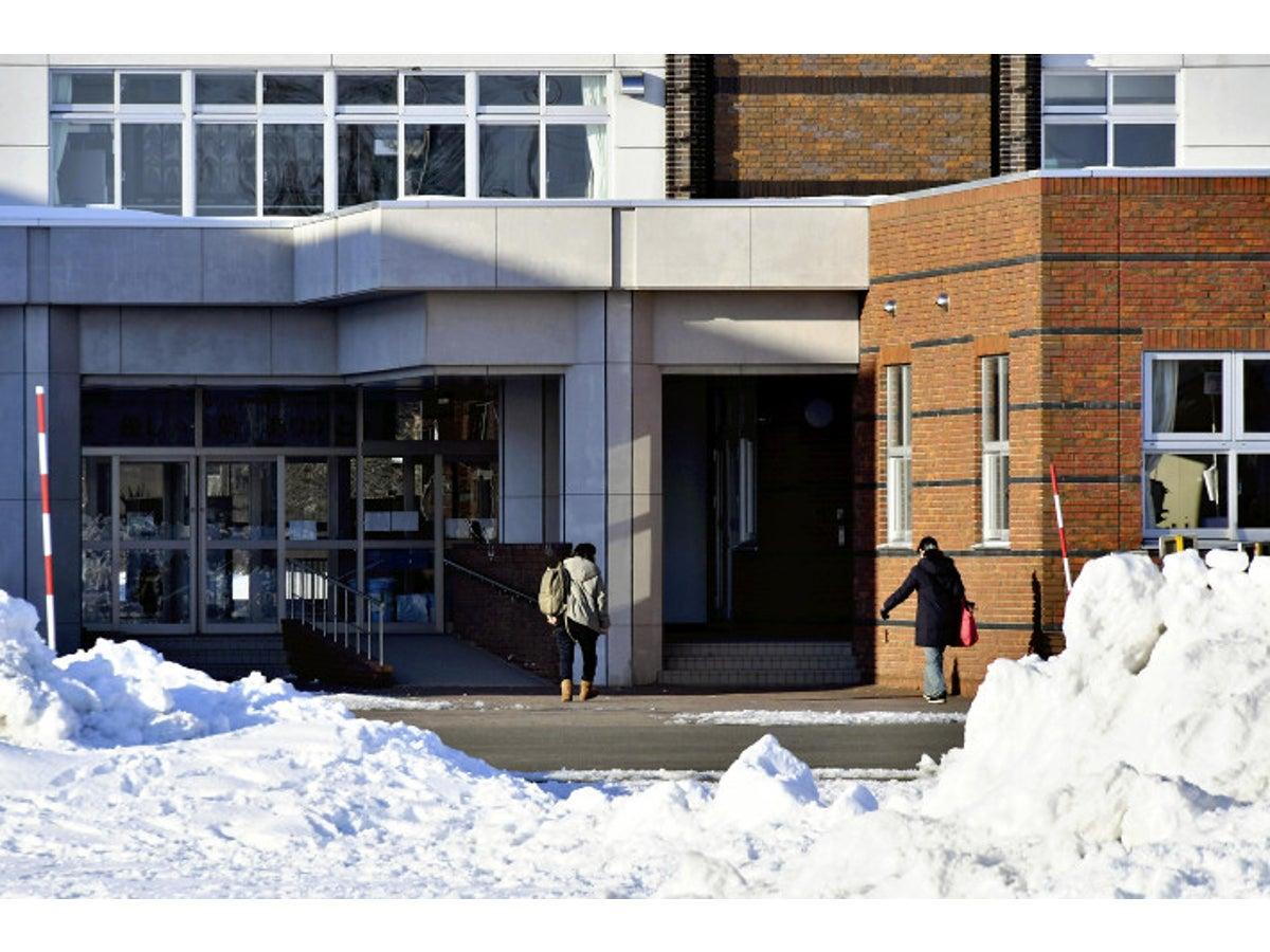 休校 北海道 学校