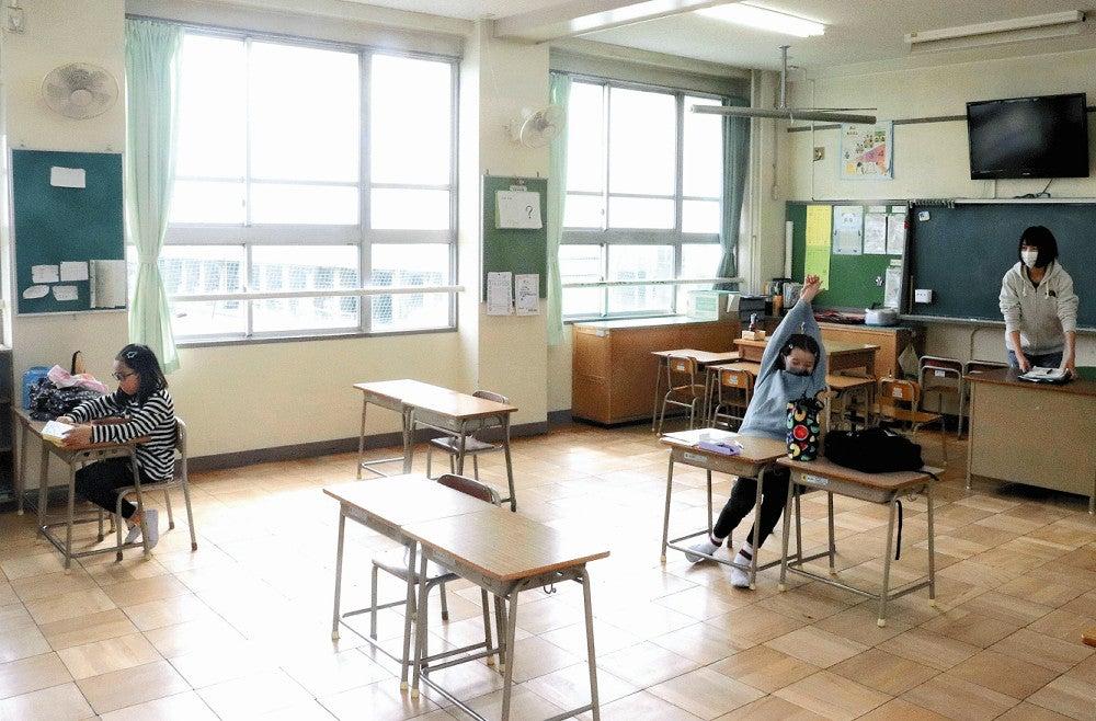北区 学童保育 コロナ感染
