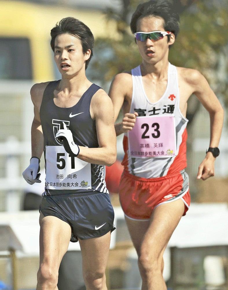 マラソン 東京 オリンピック 男子
