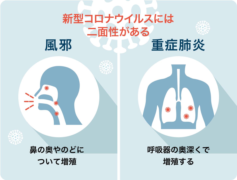 痛い 喉 コロナ 症状