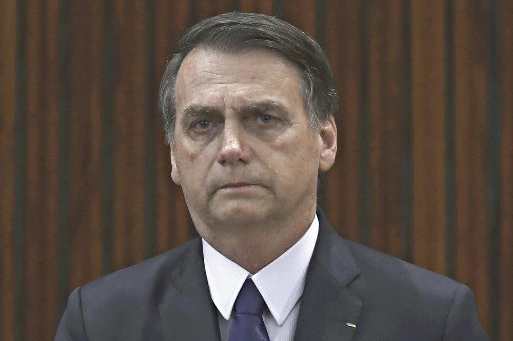 発言 ブラジル 大統領