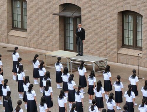 学習院 大学 入学 式 2020