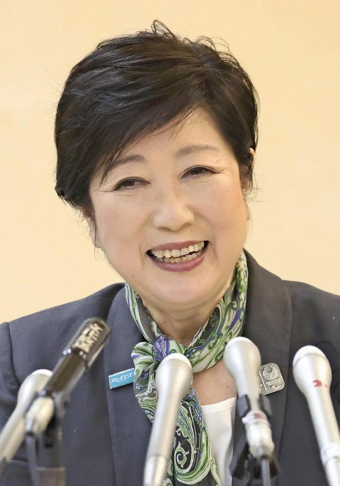 小池都知事、再選出馬を表明…政党推薦求めず「東京大改革を都民と ...