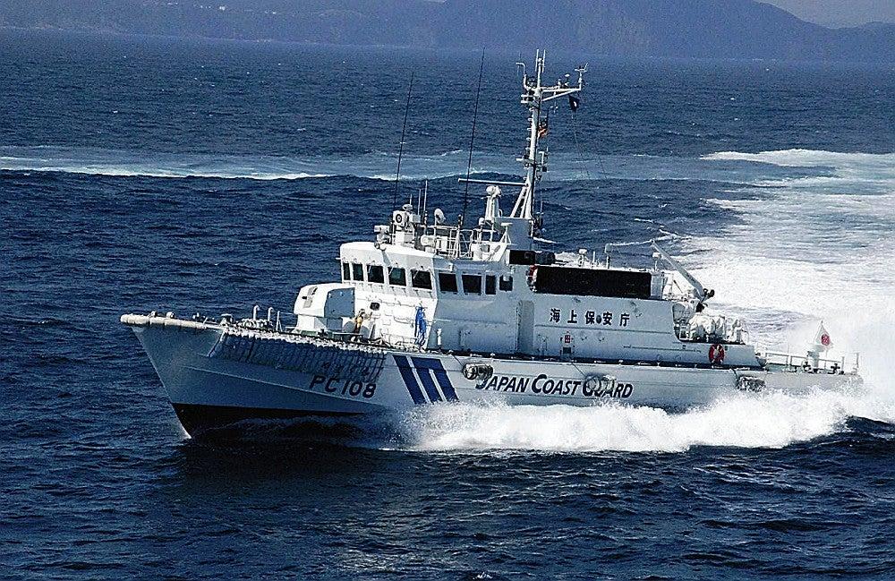 船 海保 巡視 海への脅威に対抗—パラオへ日本支援で新型巡視船が配備