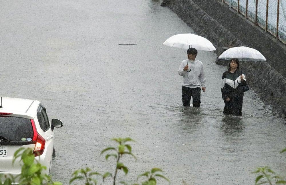 地域 久留米 市 浸水