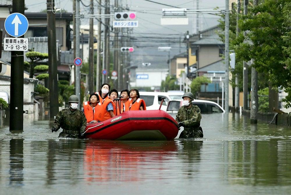 大牟田 大雨