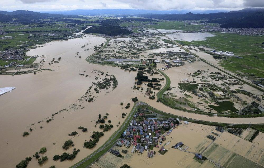山形大雨、最上川4か所で氾濫…88棟浸水・11市町村で2400人 ...
