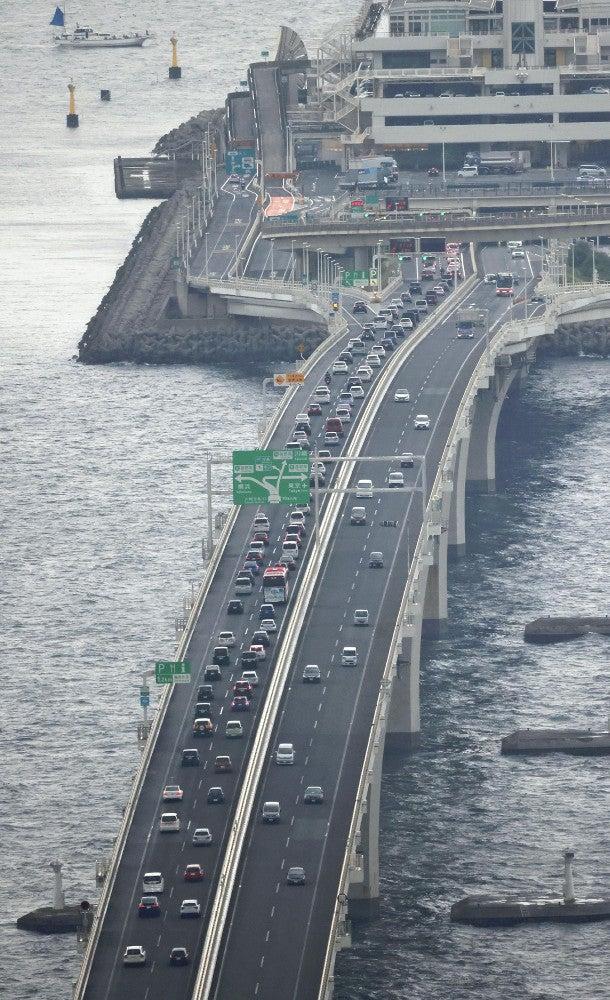湾 ライン 東京 アクア