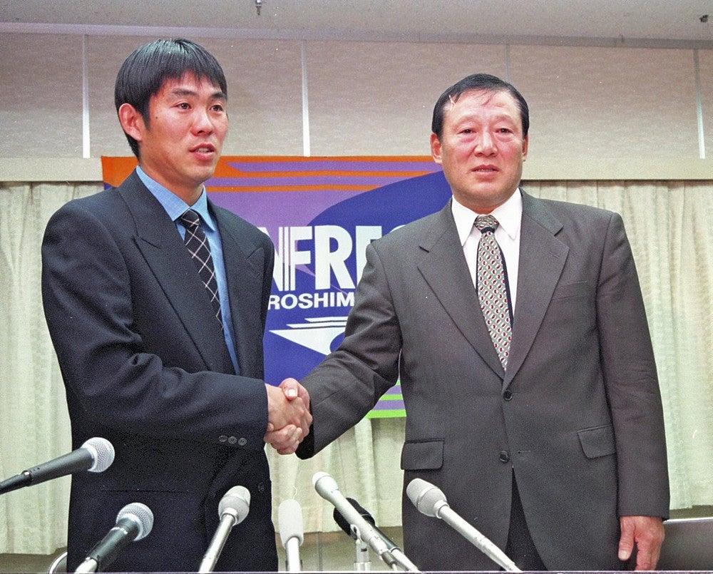 森保一・サッカー日本代表監督の恩師が語る「今西和男チルドレン」の ...