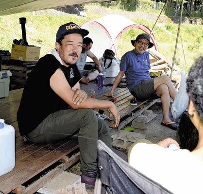 山梨 キャンプ オフ 会