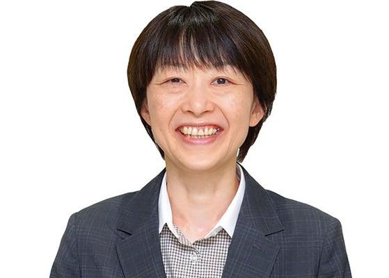 「『個』に合わせることを心がけている」と話す英語科主任の堀美加教諭