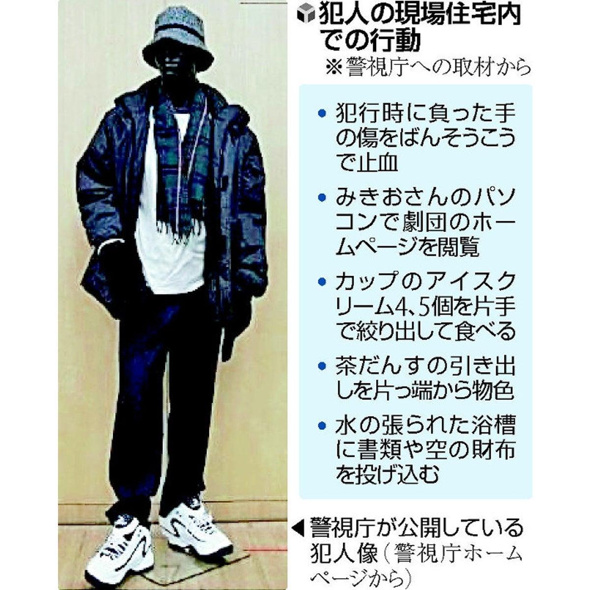 世田谷一家殺害20年]<中>ぼやけていた輪郭くっきり、ある男の画像 ...