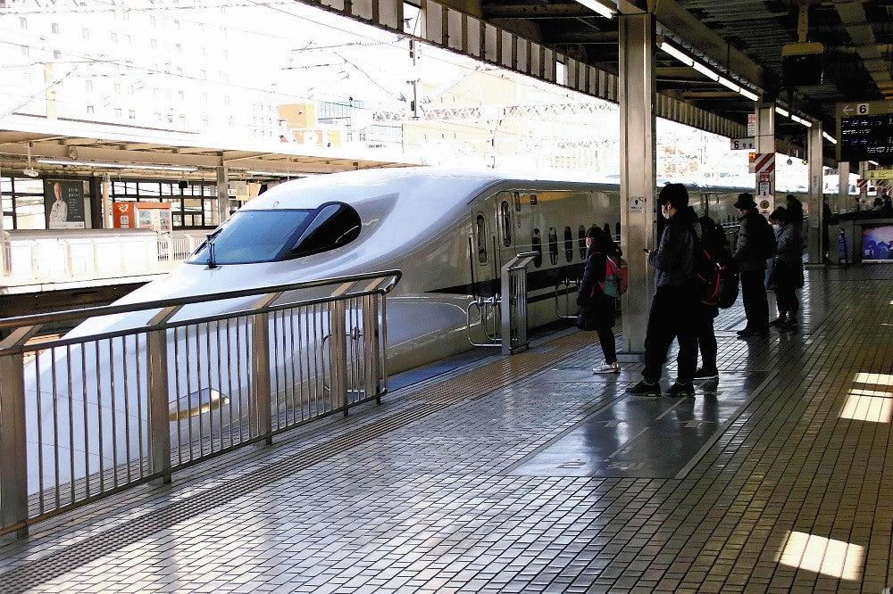 乗車 今日 新幹線 率