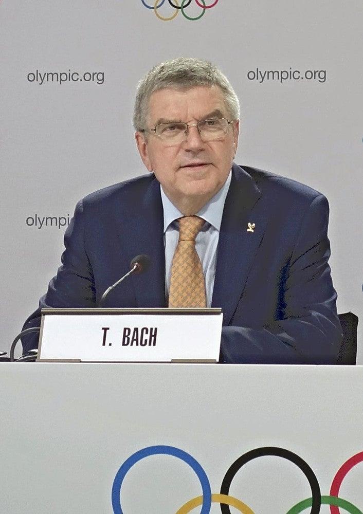 バッハ 会長 ioc 「東京五輪の中止、理解できる」とIOC会長 BBCインタビュー