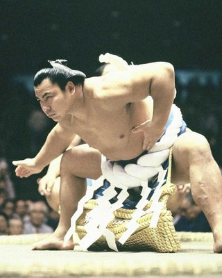 筋肉 千代の 富士