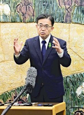 発言 大村 知事 大村知事に賛同相次ぐ 河村たかし市長を「憲法違反」と猛批判