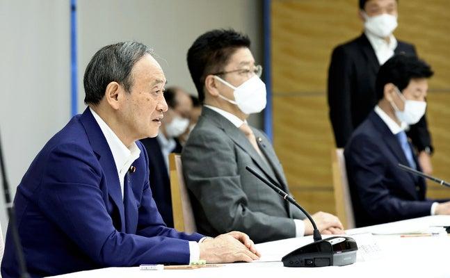 「東京では1週間の感染者が1割増」首相が警戒感…ワクチン接種で「高齢者の割合は低下」