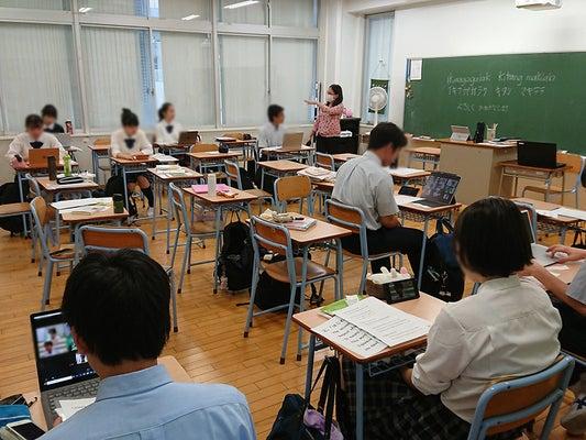 オンラインで日本語のレッスンを行う「フィリピン日本語学習支援」グループ