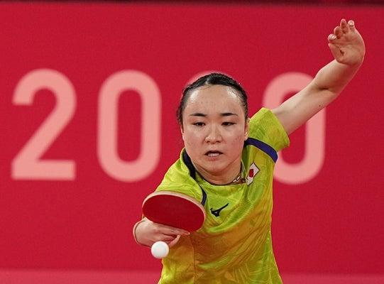 卓球女子団体、香港を3-0で下し決勝進出…3大会連続のメダルとなる「銀」以上確定 : 東京オリンピック2020速報 : オリンピック・パラリンピック  : 読売新聞オンライン