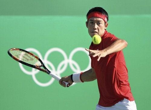 テニス 決勝 男子