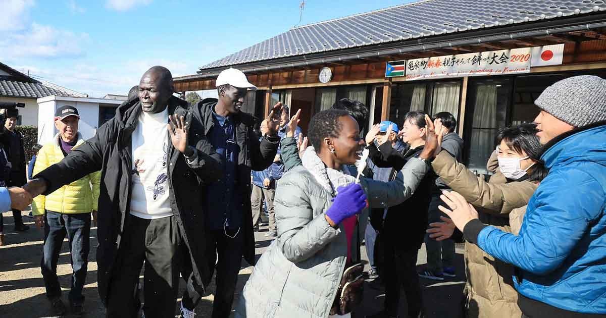 南 スーダン 前橋 東京2020を目指す南スーダン選手団が前橋市で長期事前キャンプを実施...