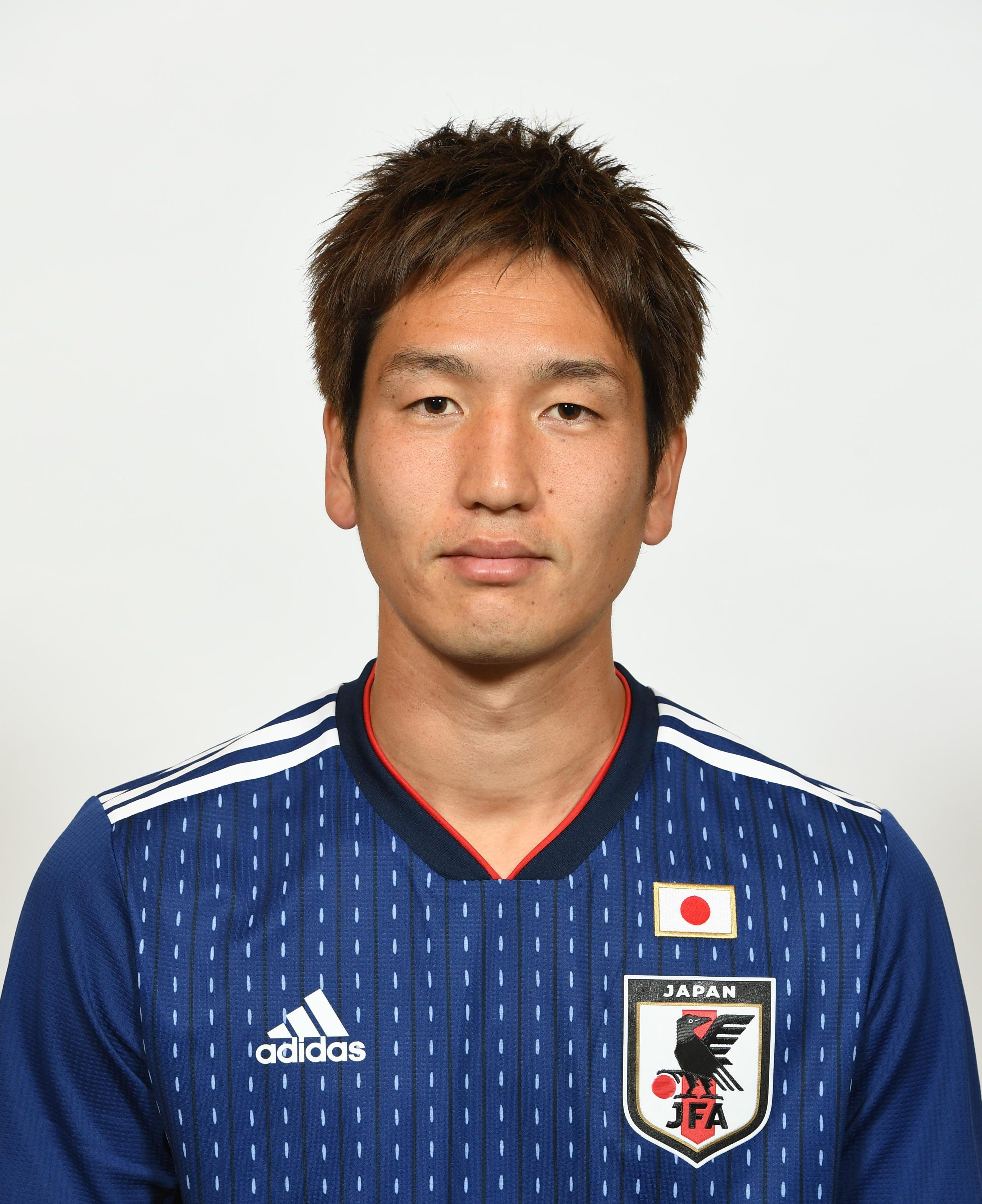 日本代表・原口 元気|2018FIFAワ...
