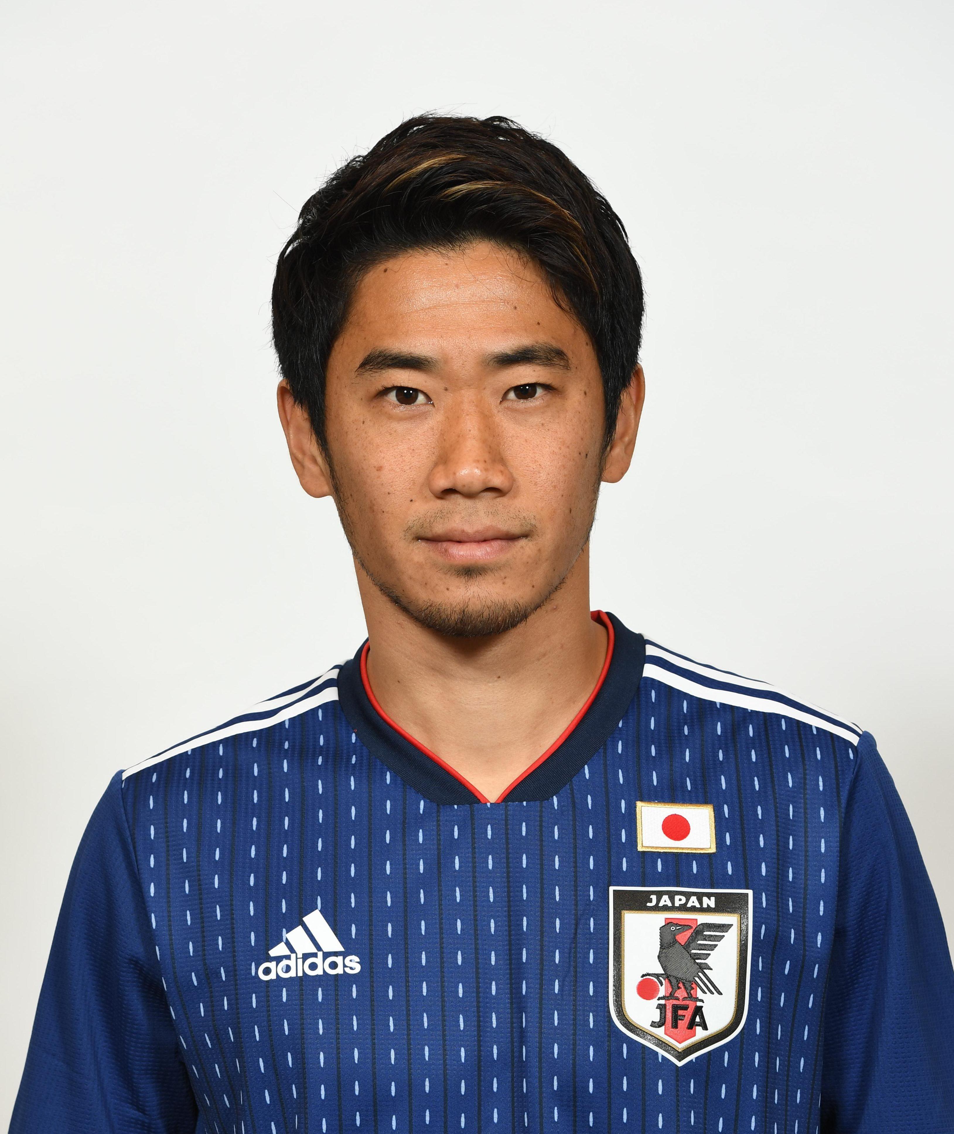 日本代表・香川 真司|2018FIFAワ...