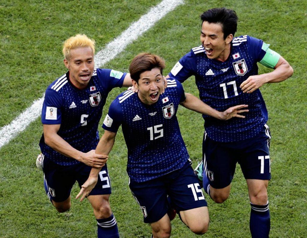 日本 代表 ワールド カップ ロシア
